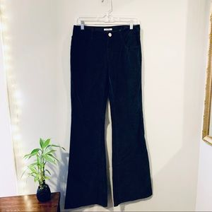 Banana Republic NWT Cotton Blend Flare Trousers